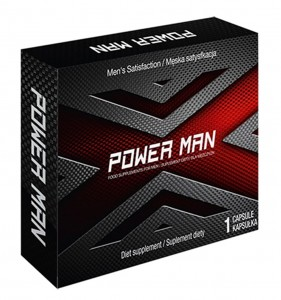 POWER MAN 1TAB MOCNA EREKCJA