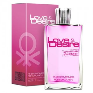 DAMSKIE LOVE&DESIRE 100ML FEROMONY
