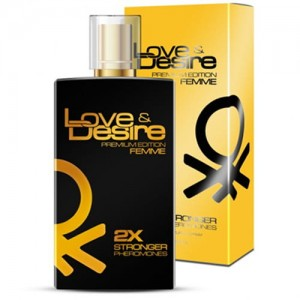 LOVE&DESIRE 100ML PREMIUM EDITION DAMSKIE