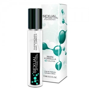 SEXUAL ATTRACTION MĘSKIE FEROMONY 15ML