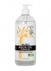 ŻEL DO MASAŻU NURU AQUA OIL 1L